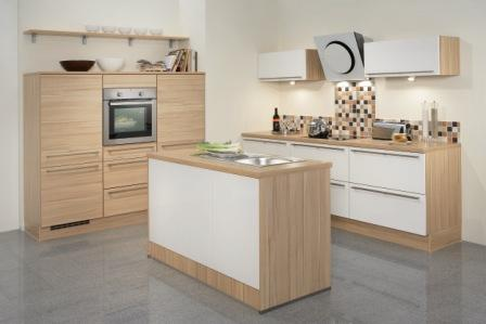 Cool-kitchen-with-made-from-natural-material-high-quality-wood-cabinets-build-in-oven-and-wooden-broad-boards
